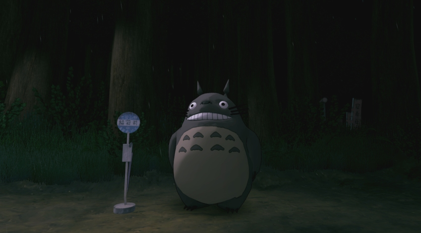 My Neighbour Totoro VR, 3D, Unity